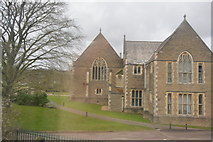 ST6834 : Kings' School by N Chadwick