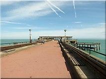 TR3752 : Promenade  Pier  Deal by Martin Dawes