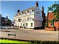TF8209 : Swaffham, The George Hotel by David Dixon