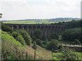 SE0932 : Thornton Viaduct by Stephen Craven
