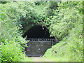 SE1030 : North portal of Queensbury railway tunnel by Stephen Craven