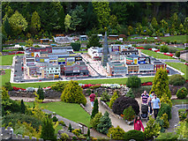 SX9265 : Babbacombe Model Village by Chris Allen