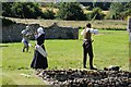 TF8114 : Medieval archery display #1 by Philip Halling