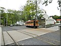 SC4384 : Laxey, car No. 6 by Mike Faherty