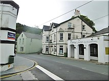 SC4384 : Laxey, Bridge Inn by Mike Faherty