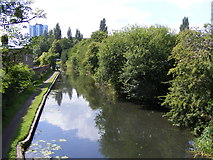 SJ9400 : Canal View by Gordon Griffiths