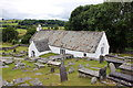 SJ0642 : Eglwys Llangar (Llangar Church) by Jeff Buck