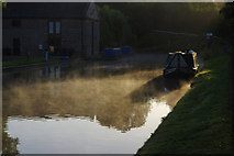 SO9969 : Morning at Tardebigge by Stephen McKay