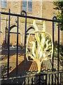 NO6441 : Ornamental Gate, Old & Abbey Parish Church by Stanley Howe