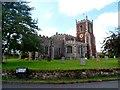 TL1864 : St Leonard's church, Southoe by Bikeboy