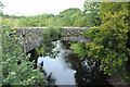 NX7966 : Ramhill Bridge over the River Urr by Billy McCrorie