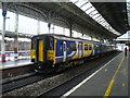 SD5329 : Colne train at Preston by Richard Vince