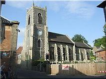 TL8683 : St Peters Church, Thetford by JThomas