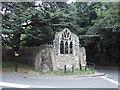 TL8664 : St Nicholas' Hospital Ruins, Bury St Edmunds by Stuart Shepherd
