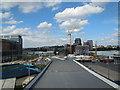 TQ1985 : Olympic Way aka Wembley Way by Paul Gillett