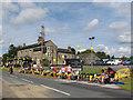 SE0721 : The Sportsman pub, awaiting the Tour by Stephen Craven