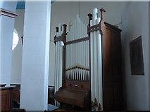 SK2375 : Inside St Martin, Stoney Middleton (viii) by Basher Eyre
