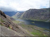 NG4820 : Loch Coruisk by Matthew Chadwick