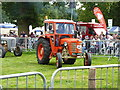 SO6286 : Zetor 3011 tractor by Richard Law