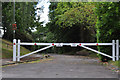 TQ1460 : Oxshott : Broom Hall by Lewis Clarke