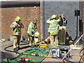 SP9211 : Rescue Demonstration at Tring Fire Station Open Day (1) by Chris Reynolds