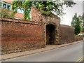 TF6120 : Austin Friars Gateway by David Dixon