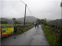 NY1700 : Road east of Dalegarth station by Richard Vince