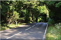 TQ4251 : Tandridge : Kent Hatch Road, B269 by Lewis Clarke
