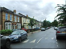 TQ3375 : Melbourne Grove, East Dulwich by Chris Whippet