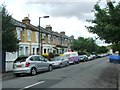 TQ3474 : Lacon Road, East Dulwich by Chris Whippet