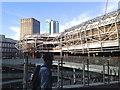 SP0786 : East front of New Street station, Birmingham by Robin Stott