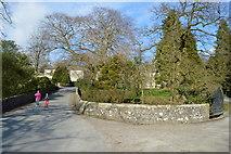 SD8961 : Entering Hanlith by N Chadwick