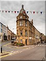 SD7441 : Andrew Carnegie Public Library, Clitheroe by David Dixon