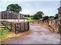 SD7244 : Waddington, Sandersons Farm by David Dixon