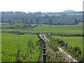 NY0583 : Cattle way at Slacks Farm by Oliver Dixon