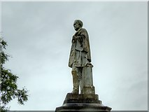 SJ3787 : William Rathbone V Statue, Sefton Park by David Dixon