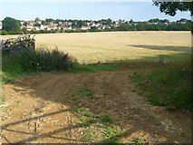 SK9224 : Looking towards Colsterworth by Marathon