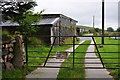 SX5480 : West Devon : Brousentor Farm by Lewis Clarke