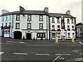 D1140 : Halo Nightclub Bar / Boyd Arms, Ballycastle by Kenneth  Allen