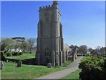 ST3049 : Burnham on Sea - St Andrew's Church by Colin Park