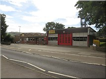 SD9851 : Skipton Fire Station by Graham Robson