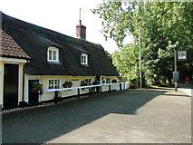 TM0249 : The Wheelhouse public house at Naughton by Adrian S Pye
