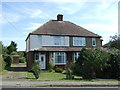 TL1035 : Houses on Clophill Road, Upper Gravenhurst by JThomas