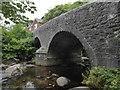 SX6773 : Dartmeet Bridge by Chris Allen