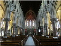 W7966 : Interior St. Colman's cathedral, Cobh by Jonathan Thacker