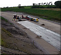 SD4864 : Heysham to M6 link road construction by Ian Taylor