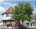 TG1101 : The Market Cross, Wymondham by Marathon