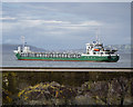 J5082 : The 'Hertfordshire' off Bangor by Rossographer
