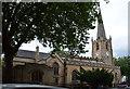 SK5739 : St Peter's church, Nottingham by Julian P Guffogg