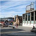 SK5740 : A corner of Sneinton Market by John Sutton